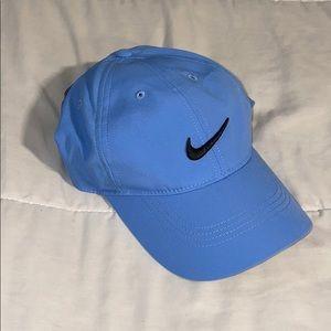 NIKE Light Blue Golf Hat
